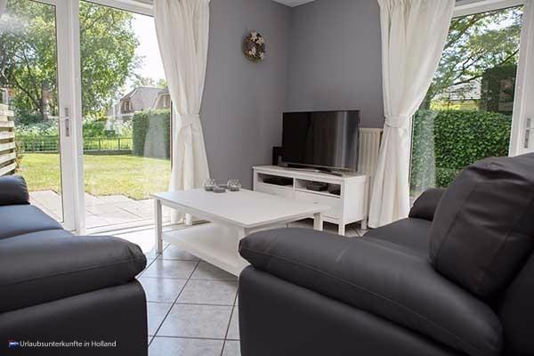 urlaubsdomizil in holland niederlande breenverhuur. Black Bedroom Furniture Sets. Home Design Ideas